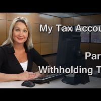 My Tax Account 4 – File and Pay Withholding Tax