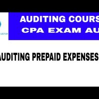 Auditing prepaid expenses CPA exam Auditing Course