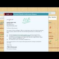 Test of details balance accounts payable CPA exam Auditing course
