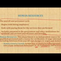 Auditing payroll and personnel cycle CPA exam Auditing Course default