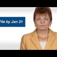 W-2s, W-3s, 1099-MISC, Information Returns Due Date:  January 31
