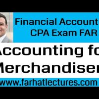 Accounting for Merchandising Company Financial Accounting CPA Exam FAR